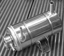 Deposito K 4 O/D X 200mm LONG para Universal