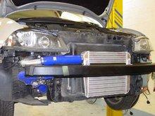 Kit intercooler frontal deportivo Forge para Seat Ibiza MK4 1.8T