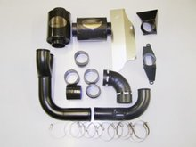 Kit de admision deporitva doble Forge A3 2.0 Tsi para Audi A3 2.0 Gasolina Turbo