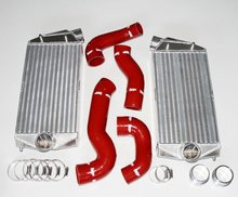 Kit intercooler deportivo Forge( incluye FMKT996) para Porsche 996