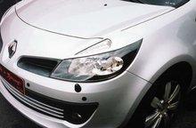 Pestañas faros delanteros para Renault Clio III 9/05