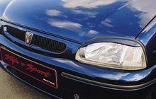 Pestañas faros delanteros para Rover 100 5/95-9/99
