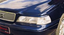 Pestañas faros delanteros para Volvo S70/V70 -00