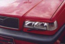 Pestañas faros delanteros para Volvo 850 7/94-97