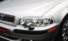 Pestañas faros delanteros para Volvo S40/V40 02