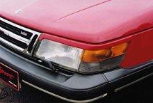 Pestañas faros delanteros para Saab 900 79-93