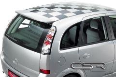 Aleron deportivo para Opel Meriva A 2003-2010
