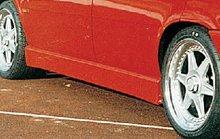 Taloneras Laterales Lester para Alfa Romeo 155