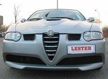 Parachoques Delantero Lester para Alfa Romeo 147 -05 GTA-Look + Luces