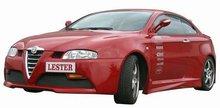Parachoques Delantero Lester para Alfa Romeo GT 1/04