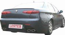 Parachoques Trasero Lester para Alfa Romeo 166