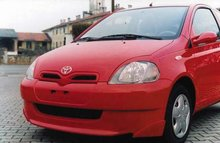 Pestañas para faros delanteros Lester para Toyota Yaris 98