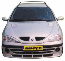 Pestañas para faros delanteros Lester para Renault Megane 9/99-