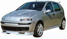 Pestañas Superiores para faros delanteros Lester para Fiat Punto 9/99-