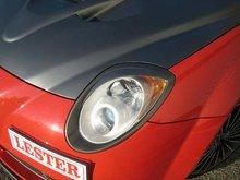 Pestañas para faros delanteros Lester para Alfa Romeo Mito 8/08