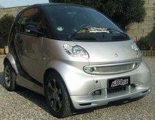 Spoiler Parachoques Delantero Lester para Smart ForTwo/Cabrio 02