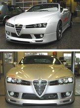 Spoiler Parachoques Delantero Lester para Alfa Romeo Spider 8/06