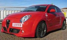 Spoiler Parachoques Delantero Lester para Alfa Romeo Mito 8/08