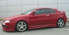 Taloneras Laterales Lester para Alfa Romeo GT 1/04