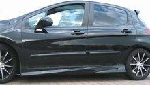 Taloneras Laterales Lester para Peugeot 308 3/5 Puertas 9/07