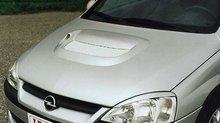 Entrada de Aire de Capo Universal Lester Type WRC-single -Polyester