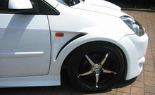 Aleta Delantera Derecha + Entrada de Aire Lester para Ford Fiesta VI 4/02-
