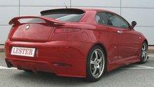 Spoiler Parachoques Trasero Lester para Alfa Romeo GT 1/04