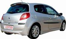 Spoiler Parachoques Trasero Lester para Renault Clio III 6/05