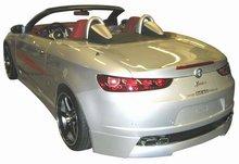 Spoiler Parachoques Trasero Lester para Alfa Romeo Spider 8/06