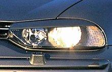 Pestañas focos delanteros Alfa Romeo 156 (ABS)