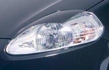 Pestañas focos delanteros Fiat Grande Punto 11/05- (ABS)