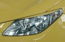 Pestañas focos delanteros Seat Ibiza 6J 3/5prts 6/08- (ABS)