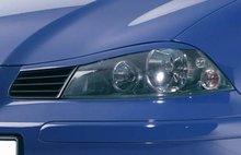 Pestañas focos delanteros Seat Cordoba 6L 02-08 (ABS)