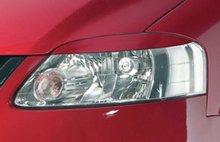 Pestañas focos delanteros VW Fox (ABS)