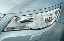 Pestañas focos delanteros VW Tiguan 11/07- (ABS)
