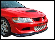 Spoiler delantero carbono Mitsubishi EVO VIII