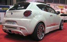 Aleron deportivo para Alfa Romeo Mito 8/08-