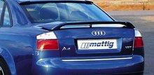 Aleron deportivo para Audi A4 11/01-