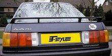 Aleron deportivo para Audi 80 9/86-11/94