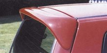 Aleron deportivo para Fiat Cinquecento Abarth-look