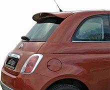 Aleron deportivo para Fiat 500 8/07- Sport