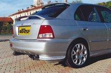 Aleron deportivo para Hyundai Accent 4d 10/99- + Luz de freno