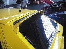 Aleron deportivo para Lancia Delta -3/93 + Luz de freno
