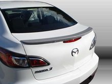 Aleron deportivo para Mazda 3 Sedan en ABS