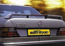 Aleron deportivo para Mercedes W124 16V+Rem(knik in ko