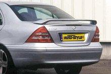 Aleron deportivo para Mercedes C-Klasse W203 Sedan 01-