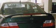 Aleron deportivo para Nissan Primera 4d 9/96-