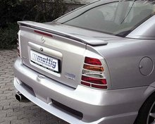 Aleron deportivo para Opel Astra G Coupe 9/99-