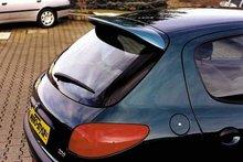 Aleron deportivo para Peugeot 206 Wing-Style