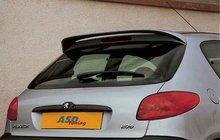 Aleron deportivo para Peugeot 206 Original Look